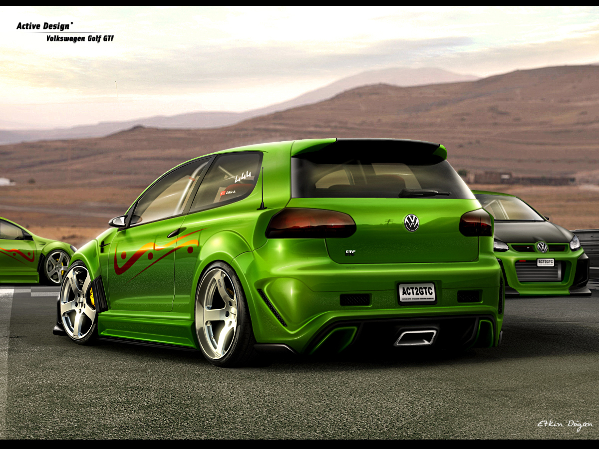 Golf Pictures: Fast Speed Cars: Volkswagen Golf