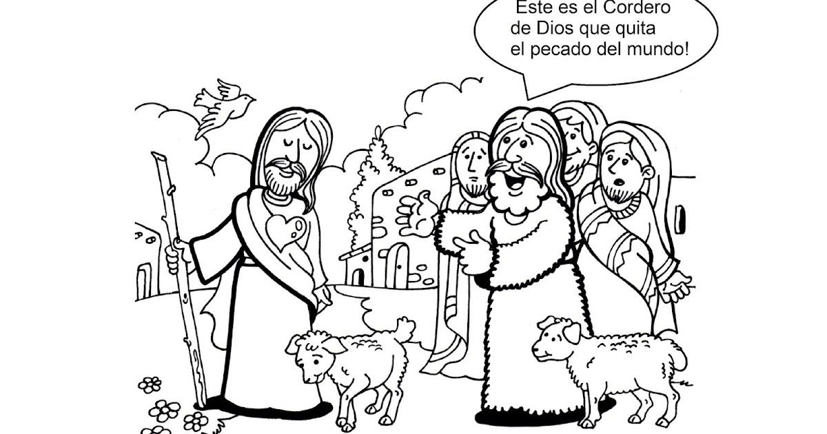 El Rincón de las Melli: Jesús es el Cordero de Dios