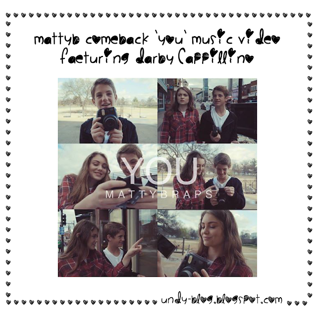 MattyBRaps You (ft Darby Cappillino) lyrics