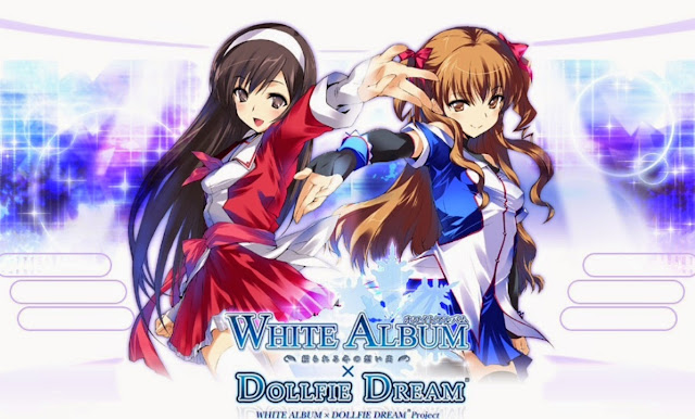 Download OST Opening Ending Anime White Album Full Version
