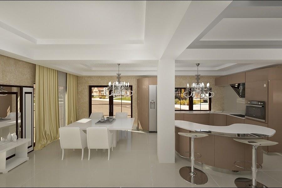 Design interior living casa in Constanta - Amenajari interioare case moderne Constanta | arhitectura de interior, proiectare interioare case,