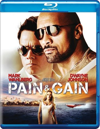 Pain & Gain (2013) Dual Audio Hindi BluRay 720p 1.1GB ESubs Movie Download