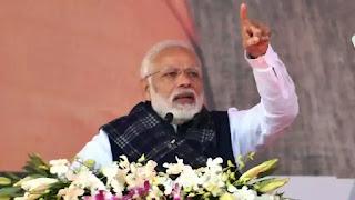 PM Modi inaugrates National Salt Satyagraha Memorial at Dandi, Gujarat