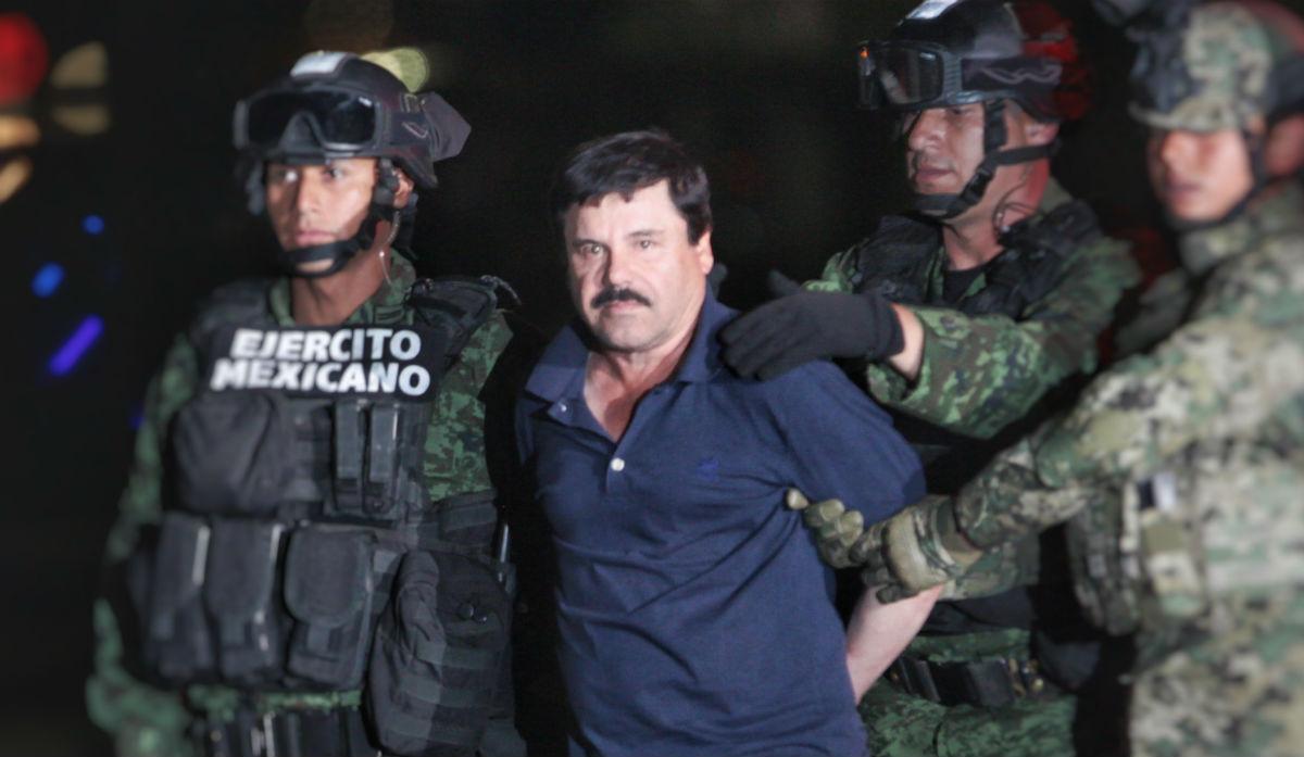 El Chapo, una pobre víctima