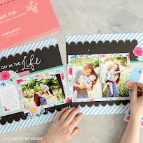 Create with Heart Scrapbook Subscription
