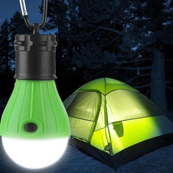 Hanking Hook Flashlight For Camping Emergency Hiking Light
