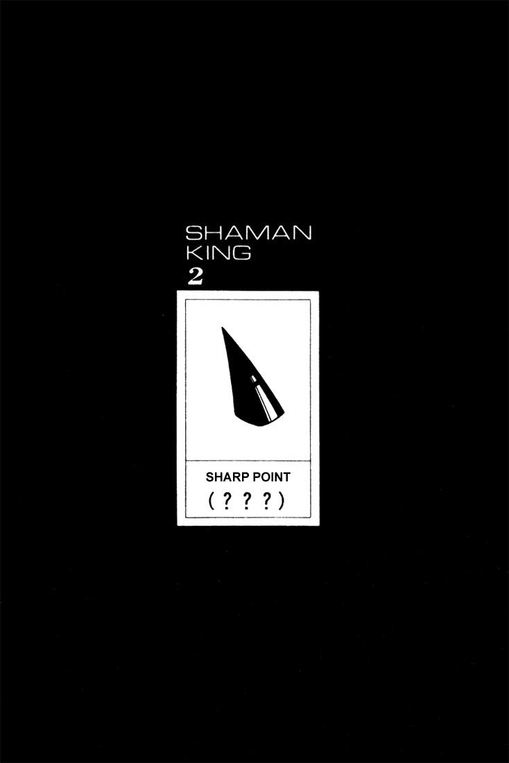 Shaman King [Vua pháp thuật] chap 16 trang 21