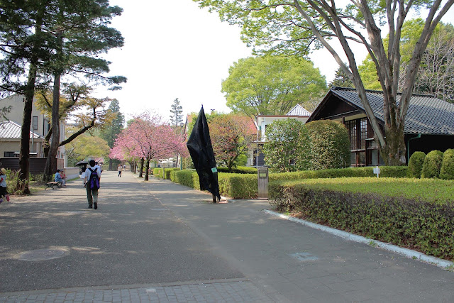 江戸東京たてもの園は、昔にタイムスリップした感覚になれる面白いスポット【t】