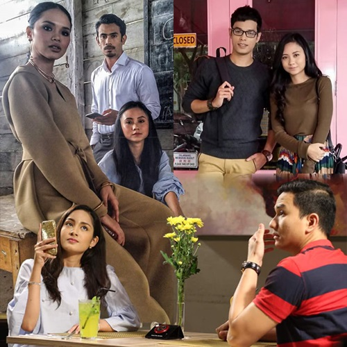 Sinopsis drama Kekasih Paksa Rela TV3 lakonan Remy Ishak, Intan Najuwa, Ain Edruce, pelakon dan gambar drama Kekasih Paksa Rela TV3
