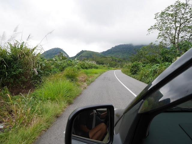 Perjalanan menuju Takengon