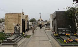 Resultado de imagen para cementerio de huacho