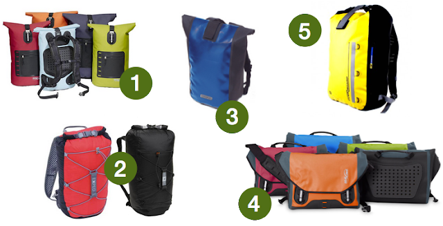 Waterproof Backpacks Under 35 Litres - Complete Outdoors