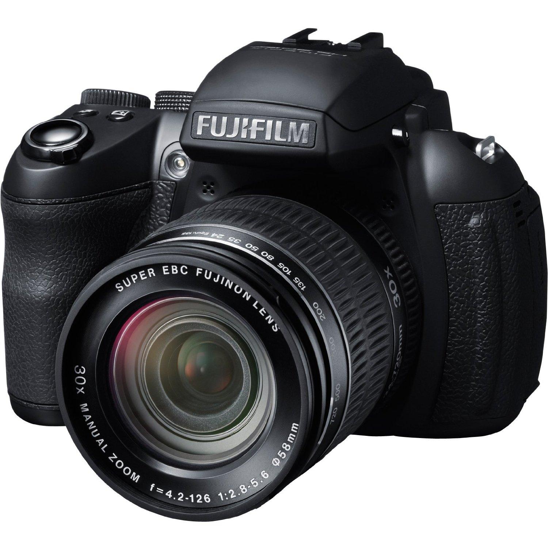 Fuji Camera: Buy Fujifilm FinePix HS30EXR Digital Camera At Lowest