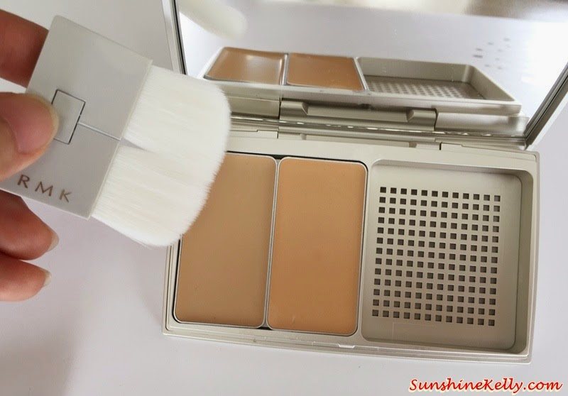 Beauty Review, RMK Casual Solid Foundation, RMK Casual Solid Foundation Brush, RMK Foundation, RMK Makeup Brush, RMK Malaysia, RMK Cosmetics, RMK Japan