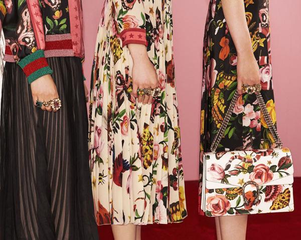 Gucci Garden ropa y accesorios exclusivos de mujer