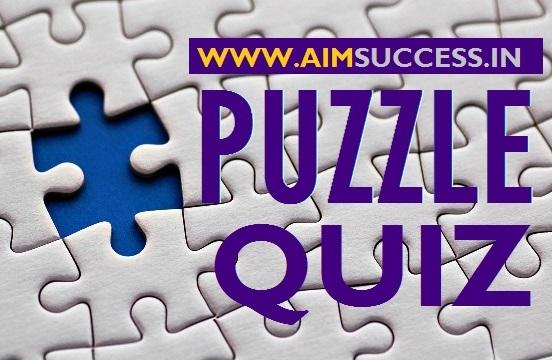 Puzzle for RRB PO/Clerk Mains 2018: 16 September