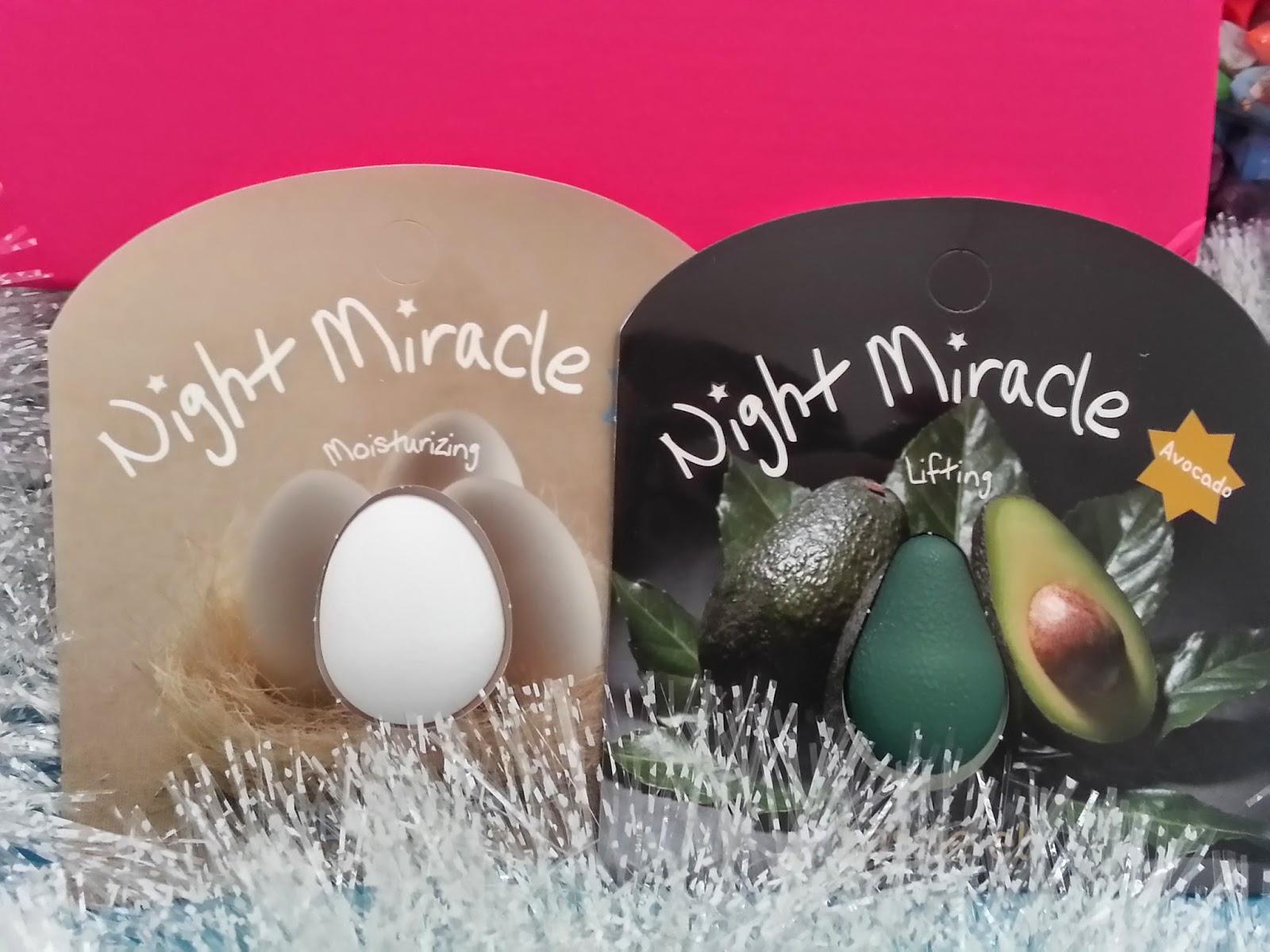 Lassei'el Night Miracle Sleeping Pack