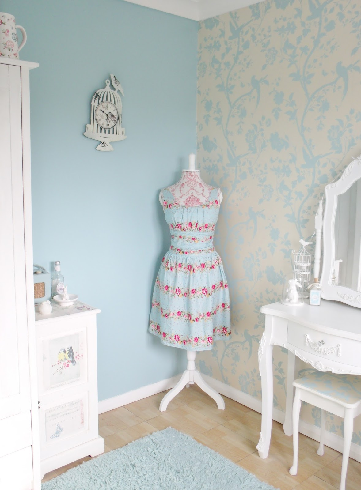Dressing Room Tour Victoria S Vintage Blog