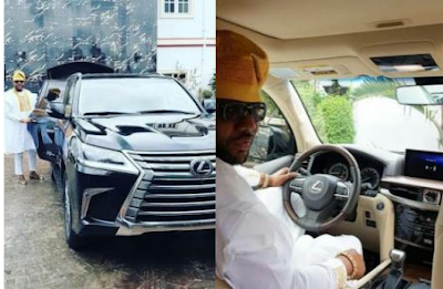 Checkout E-money 2017 Lexus Lx 570 fully armored car, Cost $90k - Pictures