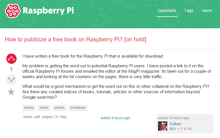 Free Raspberry Pi Ultimate Reference Book For Beginners And Amateurs