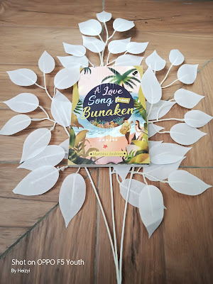Book Review Novel A Love Song From Bunaken Karya Marthino Andries