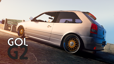 Download : GTA V - VW Gol G2 2