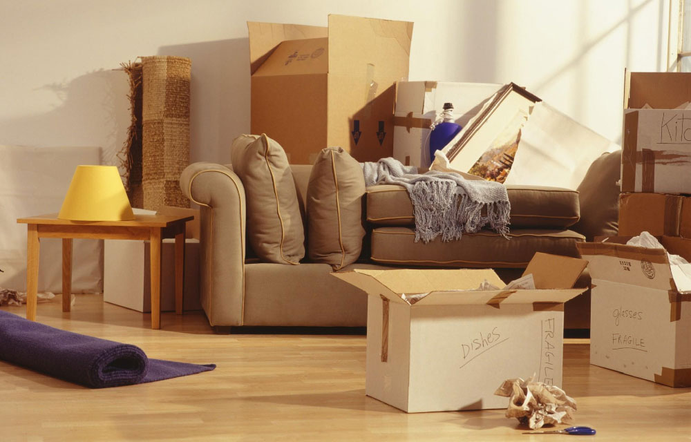 Qualche consiglio per chi deve traslocare