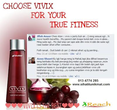 vivix untuk sakit kronik