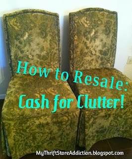 How to resale