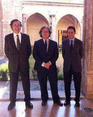 Presentación del libro NEBEA en Valencia en 2012