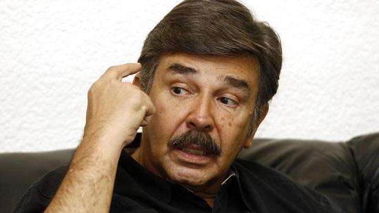 Jorge Ortiz de Pinedo, hospitalizado por neumonía