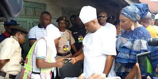INEC Card Reader Rattles Adeleke At Ede