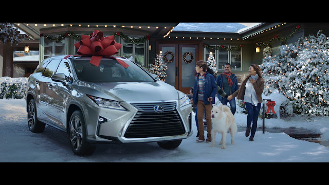 "Team One & Lexus ""December to Remember"" Campaign"