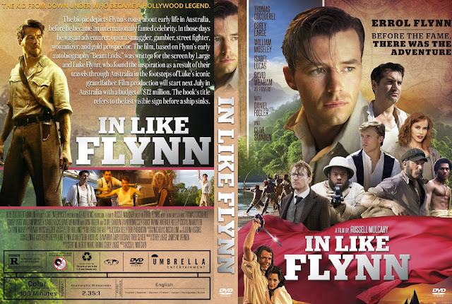 In Like Flynn DVD Cover