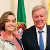 JESC2018: Rita Laranjeira recebida nos Paços do Concelho de Sintra