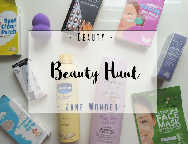 Clicks and Dischem Beauty Haul || Jane Wonder