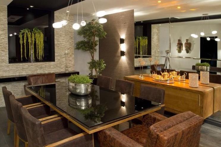 Decoração De Sala De Jantar 20 Salas De Jantar Modernas E Atuais