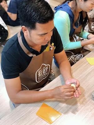 Pineapple Shortcake Workshop in Taiwan