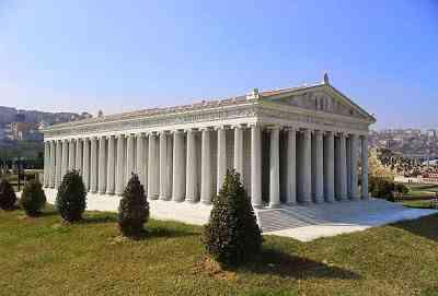 Seven-Wonders-of-the-Ancient-World-Temple-of-Artemis-عجائب-الدنيا-السبع-معبد-ارتميس