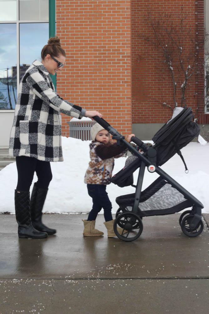 GB Lyfe Stroller System