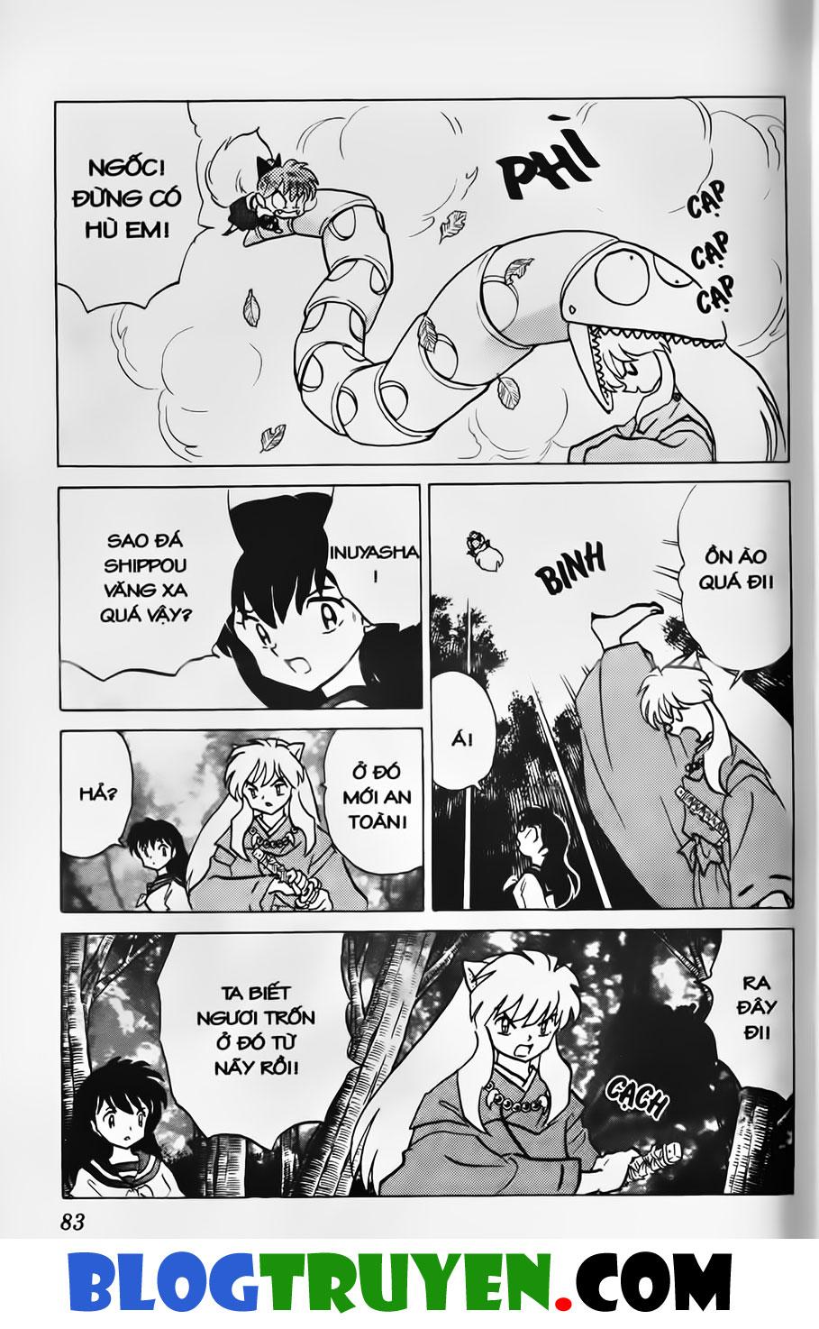 Inuyasha vol 39.5 trang 8