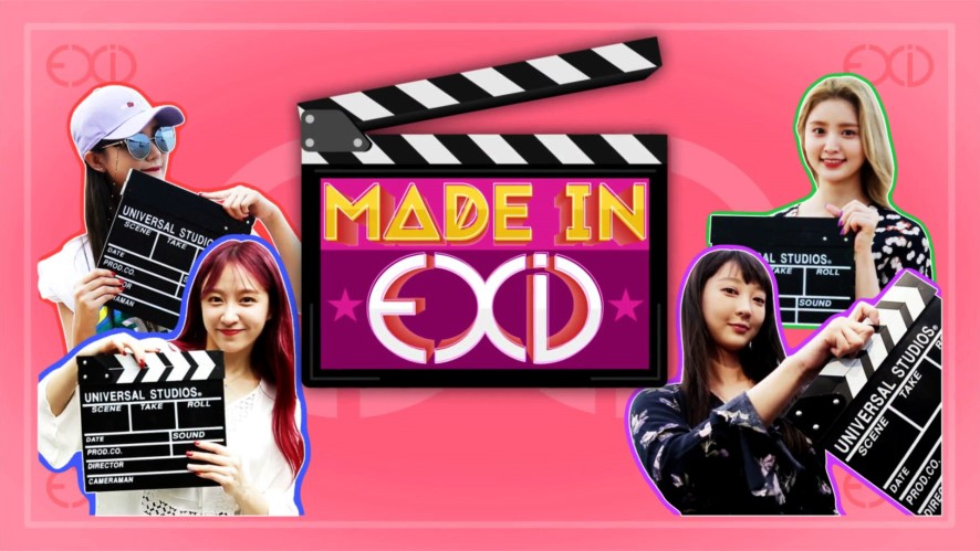MADE IN EXID