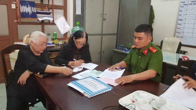 Giả cả số máy của trung tâm chỉ huy Công an TP.Đà Nẵng
