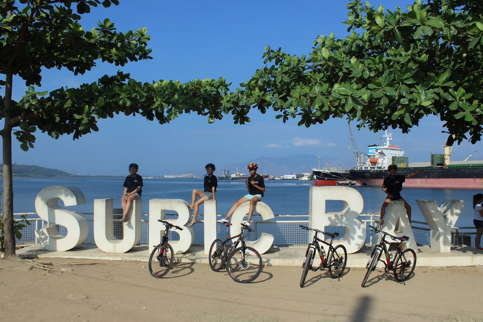 bike tour package in subic bay