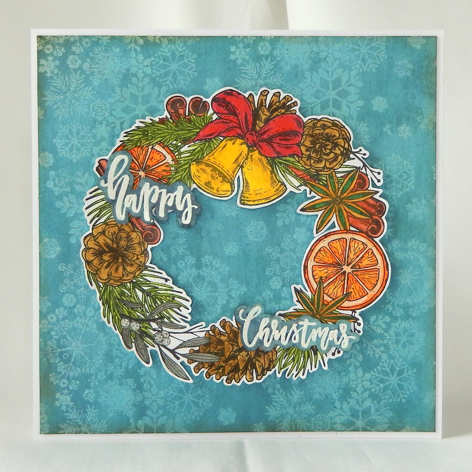 IndigoBlu Blog IndigoBlu launches part two Christmas Wreath