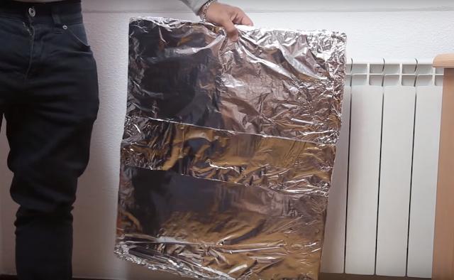carton, forrado, papel, aluminio, albal