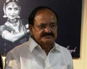 Venkaiah Naidu elected as the Vice President India
