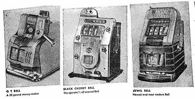 1947 slot machines from a catalog