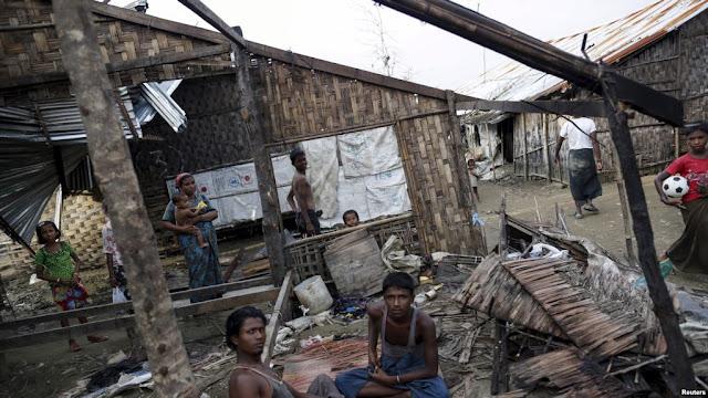 Sungguh Tega Sekali, Pembantaian yang Dilakukan Myanmar Terhadap Warga Muslim Rohingya Ini
