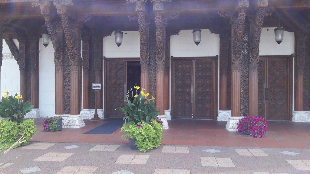 Templo Hindu em Toronto